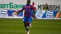 Абейку Куансах выставлен на трансфер