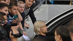 """Роберто Манчини: """"Очень важно, что в тренерский штаб """"Зенита"""" войдет Тимощук"""""""