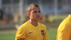 """Антон Кіча: """"Кожен футболіст Першої  ліги мріє про те, щоб грати в Прем'єр-лізі"""""""