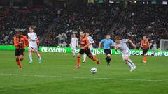 Италия - Армения 2:2. Видео