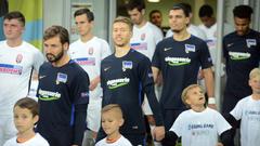 """Лига Европы. """"Герта"""" - """"Заря"""" 2:0 (Видео)"""