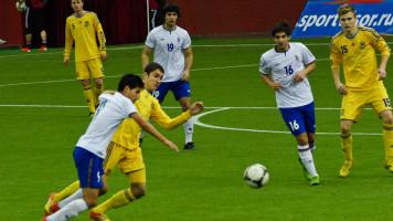 Мемориал Гранаткина. Украина (U-18) - Азербайджан (U-18)