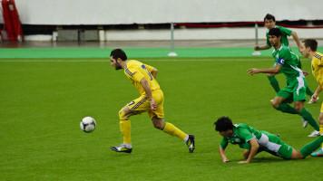 Кубок Содружества. Украина (U-21) - Туркменистан (U-21)