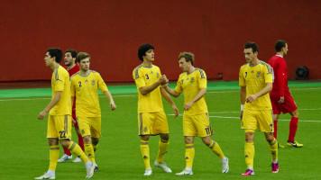 Кубок Содружества. Украина (U-21) - Молдова (U-21)