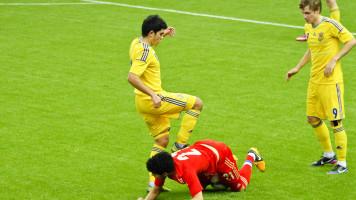 Кубок Содружества Украина (U-21) - Россия (U-21)