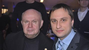 Областная федерация футбола Киева награждала и поздравляла