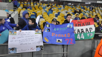 """Динамо"" - ""Лацио"" 0:2. Veni, vidi, vici"