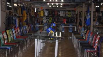 Уникальный футбольный музей в Одессе Мони болгарина