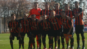 U-19. Шахтер - Манчестер Сити 1:1